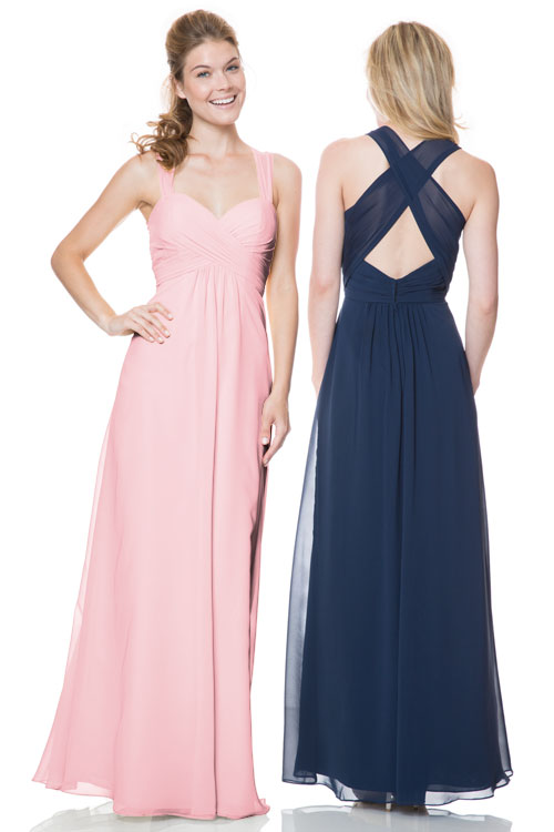 Style 1508 Bridesmaid Dresses Evening Gowns Flower Girl