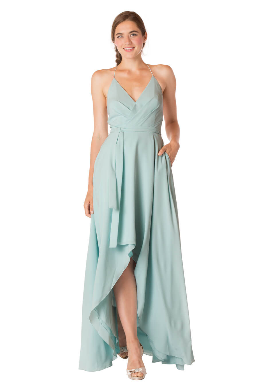 STYLE: 1704   Bridesmaid Dresses, Evening Gowns & Flower Girl ...