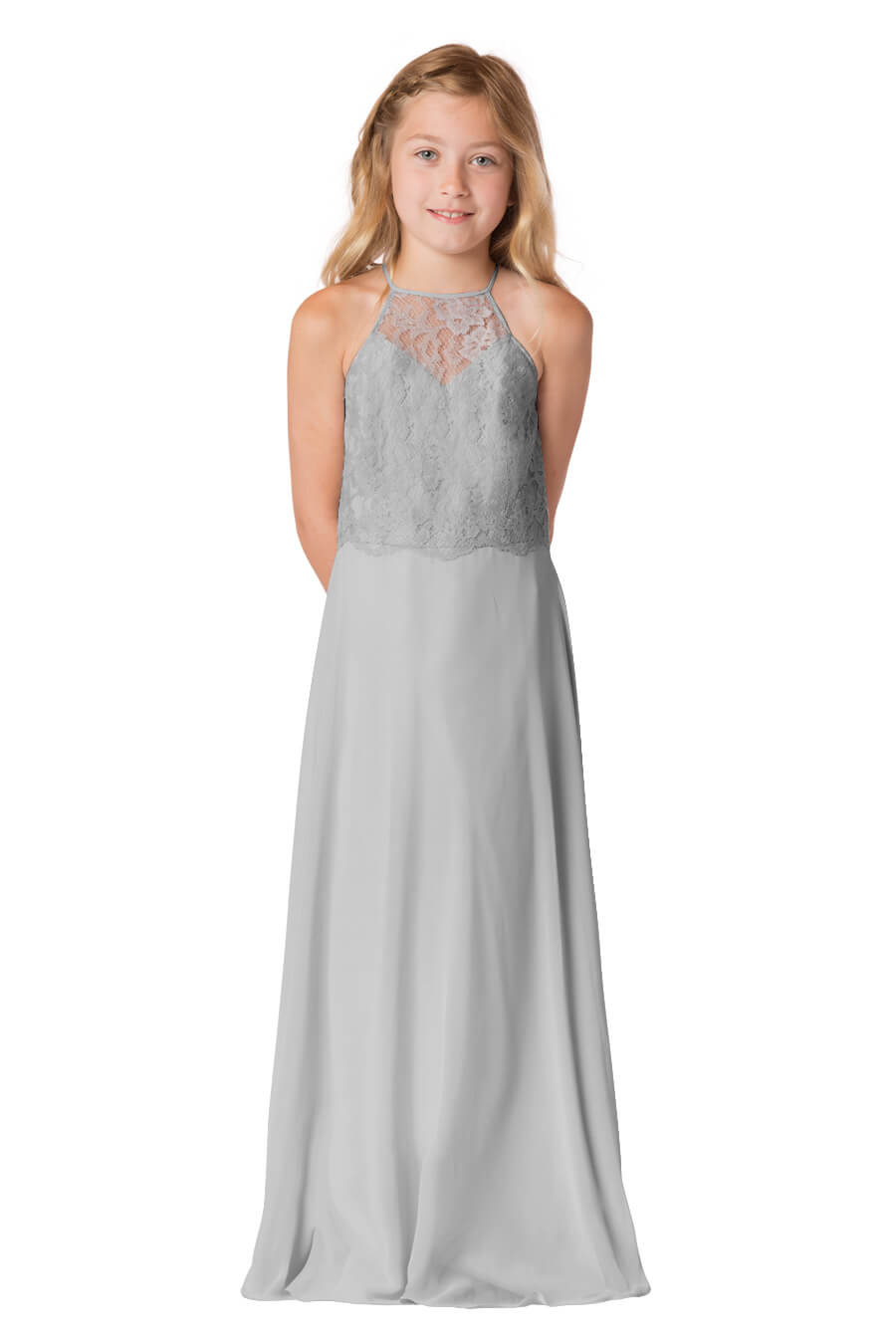 Style 1727jr Bridesmaid Dresses Evening Gowns Flower Girl