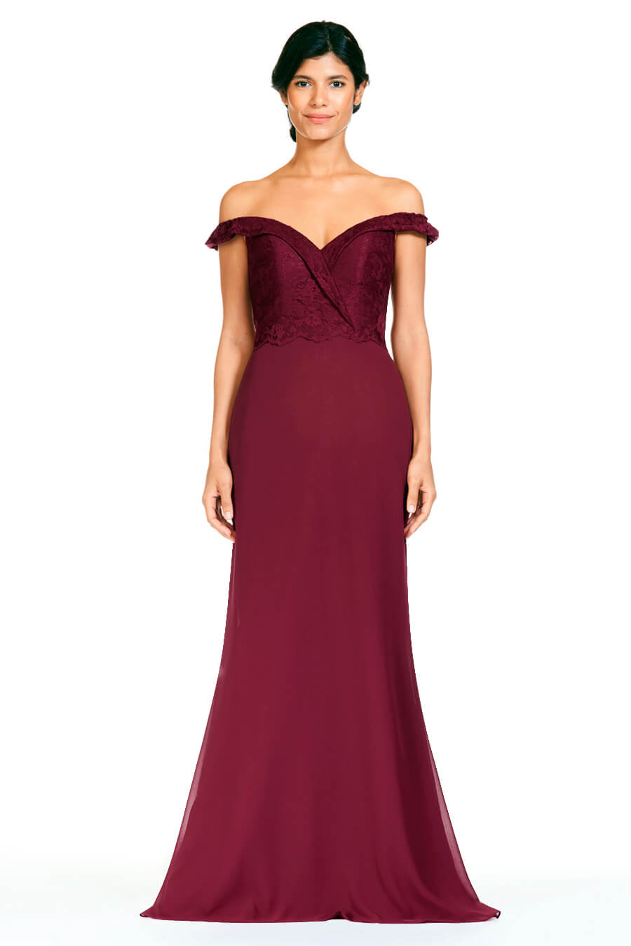 Hundreds of different styles and color combination bridesmaids dresses to  choose from. 252c25436a7c