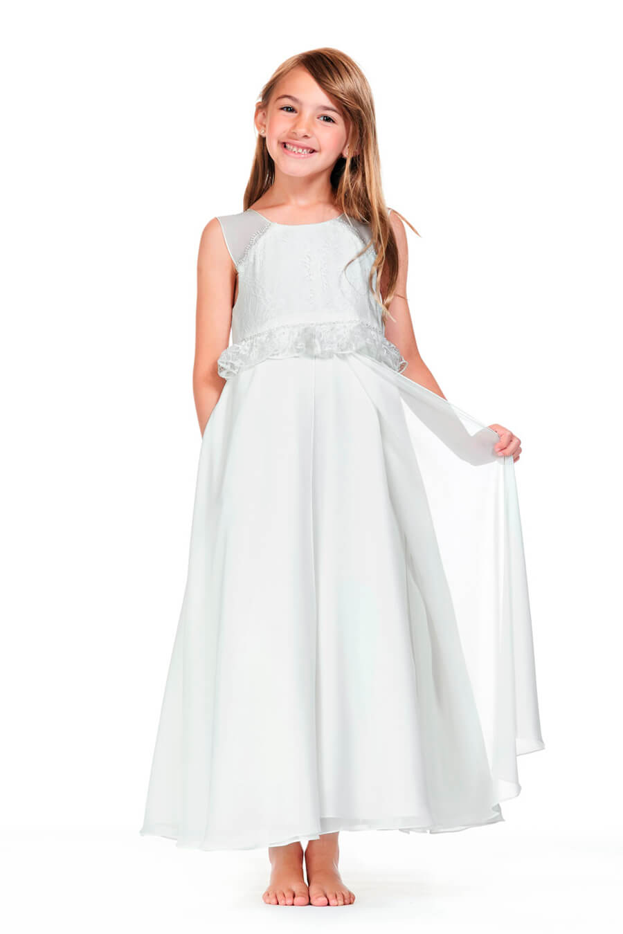 Flower Girls Bridesmaid Dresses Evening Gowns Flower Girl