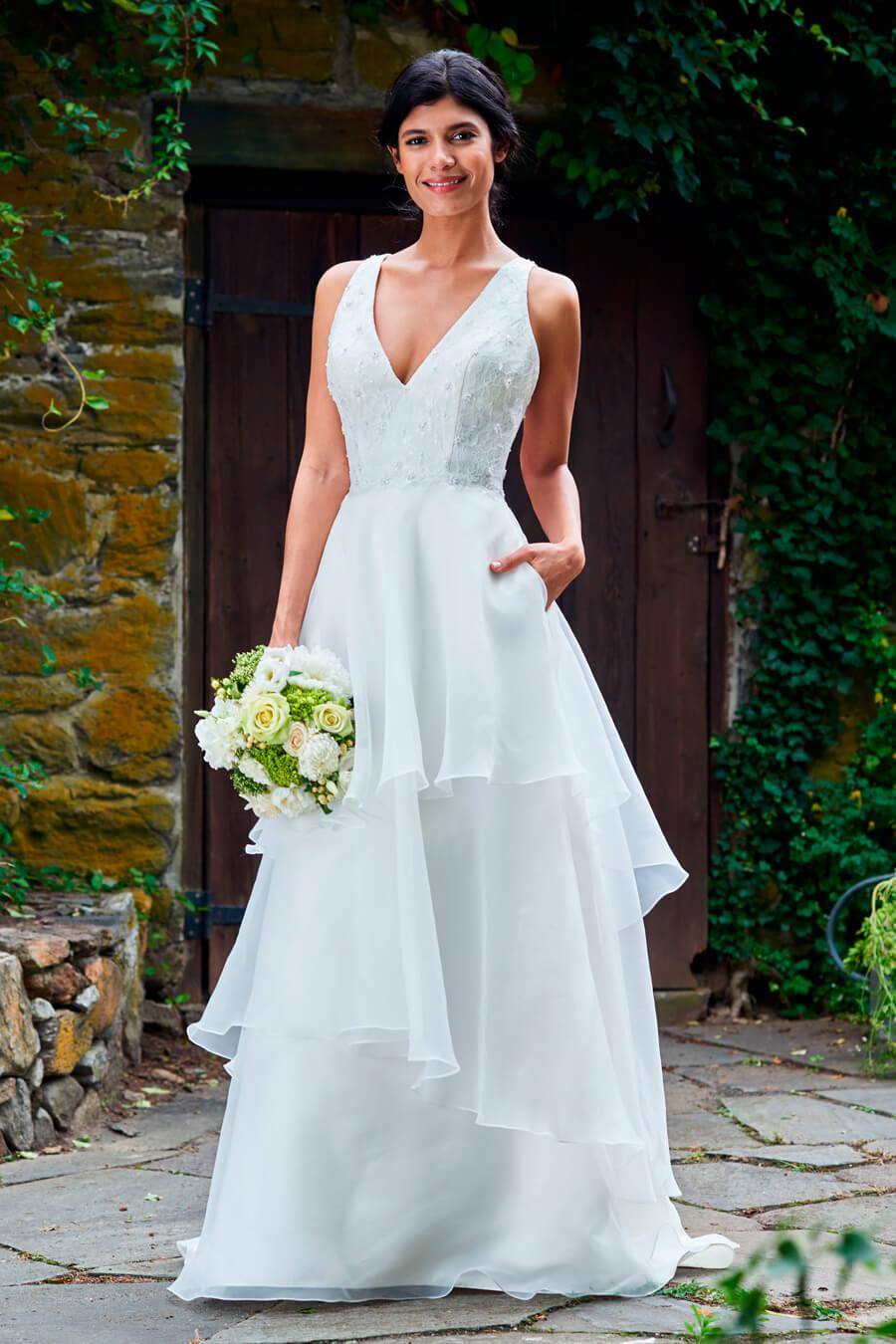 Bridesmaid Dresses Evening Gowns Flower Girl Bari Jay Jolie Clothing Dakota Long Dress Style 2092